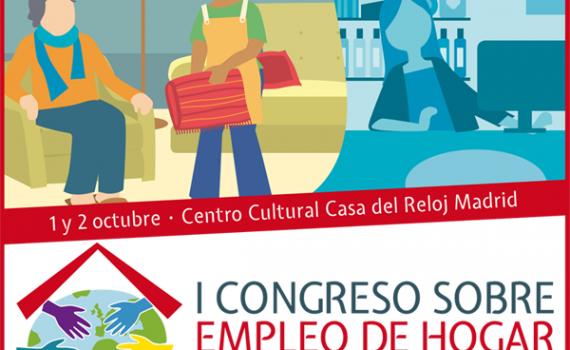 Congreso de empleo de hogar y cuidados
