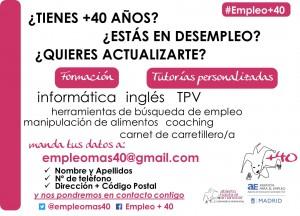 Empleo+40
