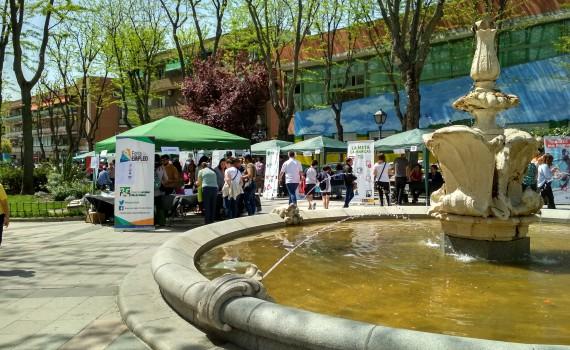 Feria Empleo Villa de Vallecas Abierto hasta el Amanecer