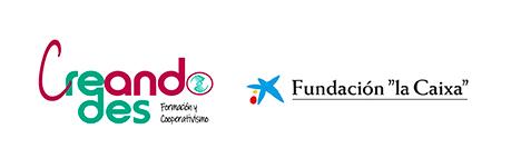 """Creando Redes: Formación y cooperativismo con la colaboración de Fundación """"La Caixa"""""""